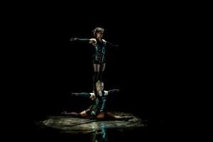 Gravity Amity: Johanna Kellomäki & Erika Malkki. Kuva: Ville Saarikoski