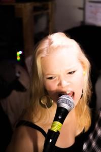 Erika Malkki. Kuva: Paulina Nordström