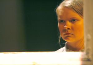 Minna Canthin Anna Liisa (Erika Malkki). Ohjaus Ari Wirta. Kuva: Timo A. Aalto